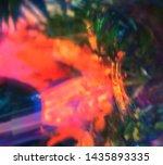 color blurred background.... | Shutterstock . vector #1435893335
