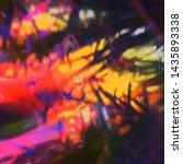 color blurred background.... | Shutterstock . vector #1435893338
