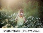Cute Boy Photographer Shoots O...