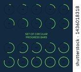 collection of circular...