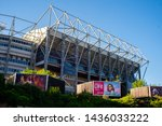 newcastle  england. 27 06 19....   Shutterstock . vector #1436033222