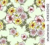abstract elegance seamless...   Shutterstock .eps vector #1436102432