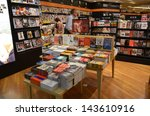 singapore june 14  customers... | Shutterstock . vector #143610916