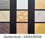 an image of a different texture ... | Shutterstock . vector #1436150558
