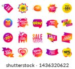 sale banner. special offer... | Shutterstock .eps vector #1436320622