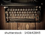 Vintage Typewriter  Touch Up I...