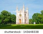saint alexander nevsky church... | Shutterstock . vector #143648338