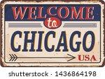 Chicago Preston Vintage Rusty...