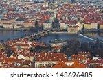 Streets Of Prague. View Prague...