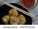 Siomai Is A Type Of Dim Sum. I...