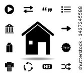 media player icon. elements of...