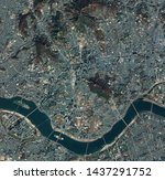 high resolution satellite image ...
