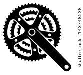 Vector Bicycle Cogwheel...
