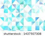 light vector texture with... | Shutterstock .eps vector #1437507308
