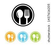 restaurant cutlery circular...