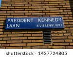 Street Sign President...