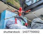 taipei  taiwan   june 27  2019  ... | Shutterstock . vector #1437750002
