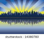 a vector illustration of... | Shutterstock .eps vector #14380783