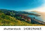 San Francisco\'s Golden Gate...