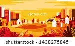 vector illustration in simple... | Shutterstock .eps vector #1438275845