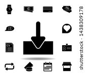 clock  watch icon. elements of...