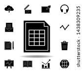 file cloud arrow icon. elements ...