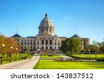 Minnesota Capitol Building In...