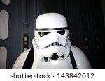 Постер, плакат: Star Wars character Stormtrooper