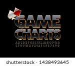 vector premium banner game... | Shutterstock .eps vector #1438493645