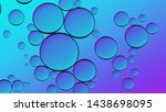 blue purple abstract background.... | Shutterstock . vector #1438698095