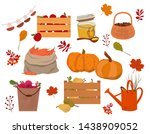 Autumn Collection Of Elements...