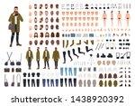 man photographer or photo... | Shutterstock .eps vector #1438920392
