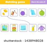 matching children educational... | Shutterstock . vector #1438948028