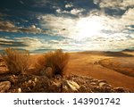 prairie  landscapes | Shutterstock . vector #143901742
