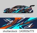 car graphic design concept.... | Shutterstock .eps vector #1439056775