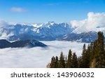 beautiful morning cloud cover... | Shutterstock . vector #143906032
