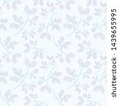 floral 53 seamless pattern...   Shutterstock .eps vector #1439655995