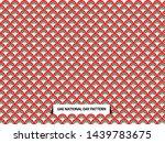 vector illustration of a united ... | Shutterstock .eps vector #1439783675