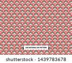 vector illustration of a united ... | Shutterstock .eps vector #1439783678
