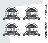 quality product badge   Shutterstock .eps vector #143986666