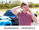 Driver Making Phone Call After...