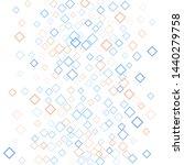 rhombus backdrop minimal... | Shutterstock .eps vector #1440279758