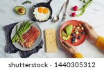 Ketogenic Diet Meal Preparation ...