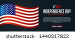 happy indepandence day of... | Shutterstock .eps vector #1440317822