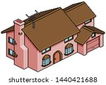 Pixel Art House Of The Simpsons ...