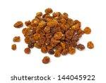 Heap Of Dried Cape Gooseberries ...