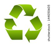 Recycle Symbol Or Sign Of...