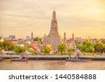 Beautiful View Of Wat Arun...
