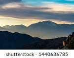 View Of Mount San Jacinto From...