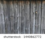 old gray wood background....   Shutterstock . vector #1440862772